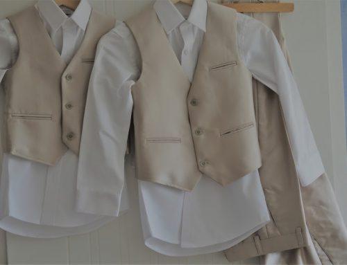 Vêtements sur-mesure également pour enfants