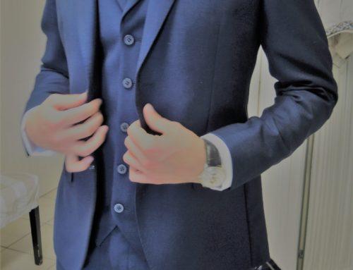 A quoi ressemble un costume sur-mesure aujourd'hui ?