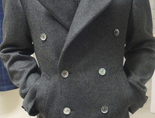 Manteau homme sur-mesure