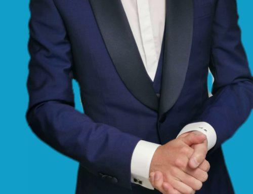 Costume mariage Tuxedo